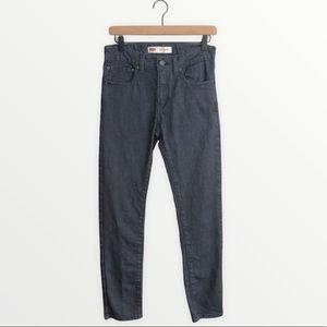 Levi's Men's 510 Skinny Denim Jeans 29X29 Grey